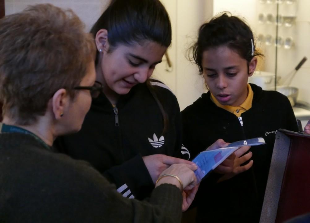 Volunteering at Hackney Museum